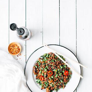 Thai Green Beans Basil Recipes