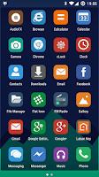 Screenshot of FLAT - ICON PACK