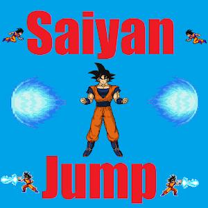 Cover art The Saiyan Jump