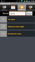 Screenshot of TV Shows Guide Pro
