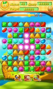Candy Sweet Legend - screenshot