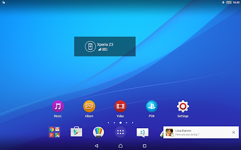 App Xperia Link™ APK for Kindle