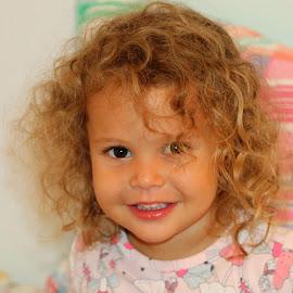 Rona by Anthony Goldman - Babies & Children Child Portraits ( delray beach, portrait, granddaughter, child,  )