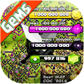 Gems Cheats for FHX COC Prank!