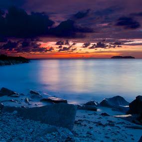 by Donny  Baki - Landscapes Sunsets & Sunrises