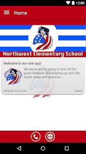 Northwest Elementary School - screenshot