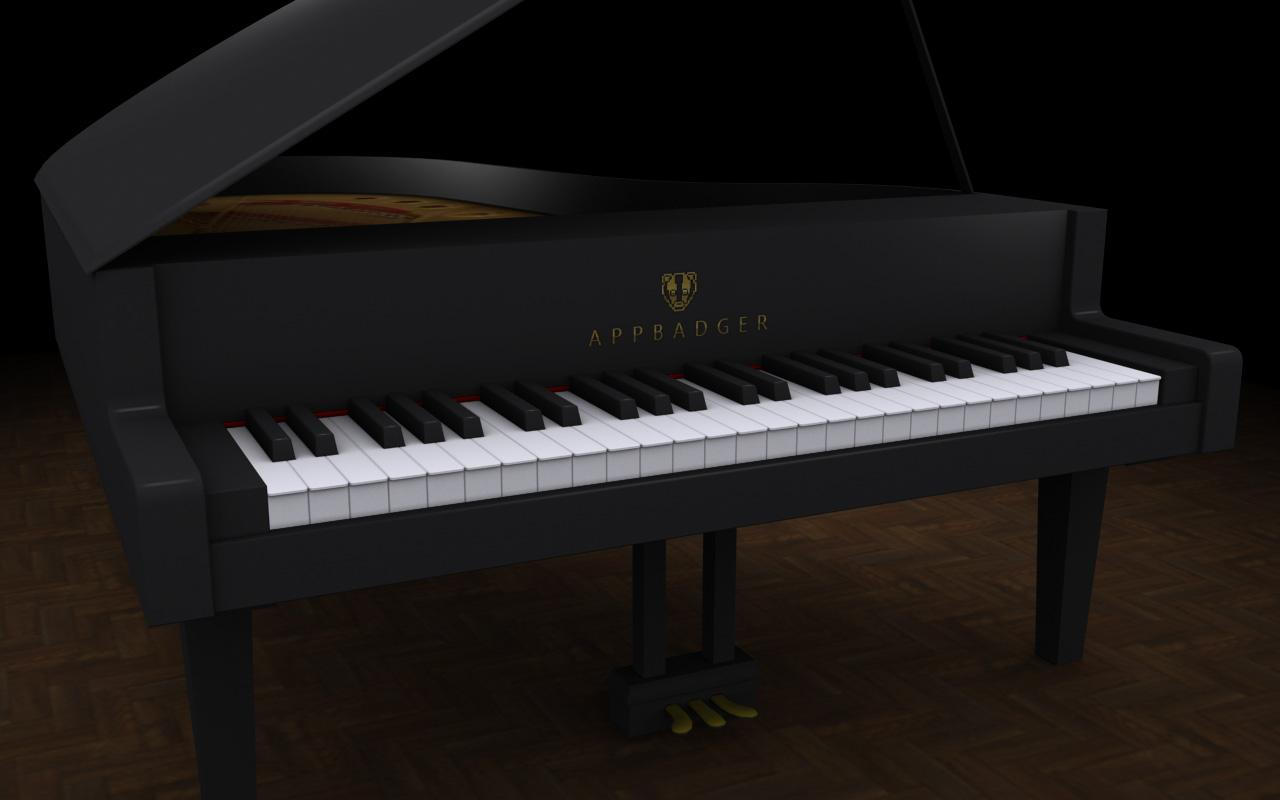 Grand Piano 3D Screenshot 5