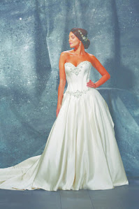 B1489 Wedding Dress - Sacha James