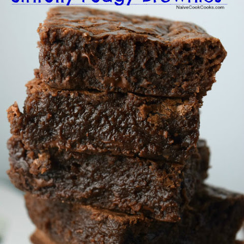 Super Rich Sinfully Fudgy Brownies