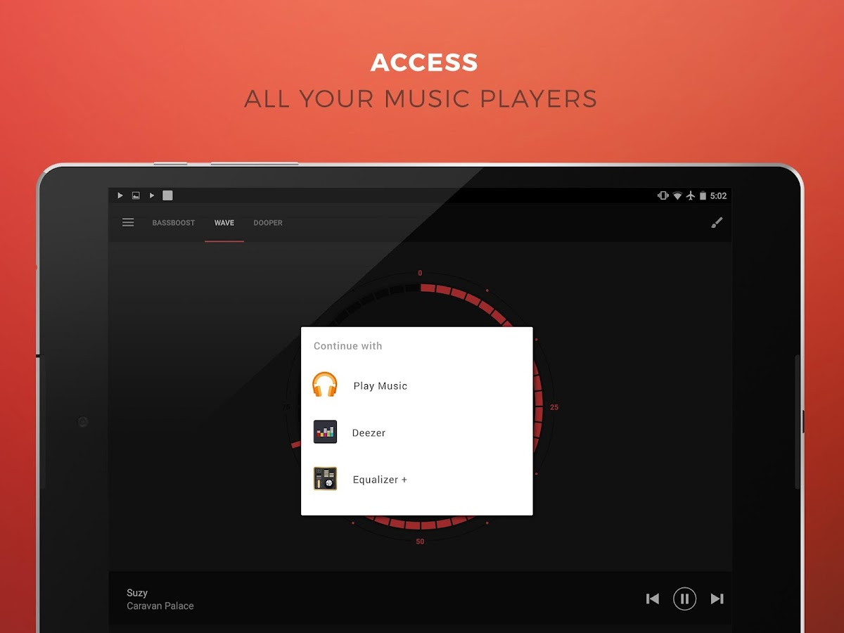 Bass Booster PRO - Music EQ Screenshot 9