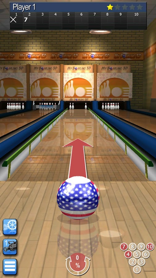My Bowling 3D Screenshot 0
