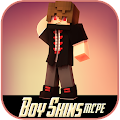 Boy Skins for Minecraft PE APK for Bluestacks