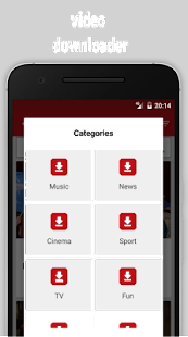 App ALL Video Downloader 2017 apk for kindle fire