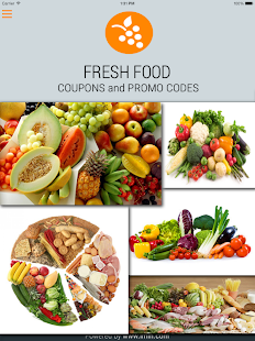 Fresh Food Coupons – I'm In! - screenshot