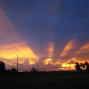 New Light by Pak Lang - Landscapes Weather ( sunset, malaysia, nikon, landscape,  )