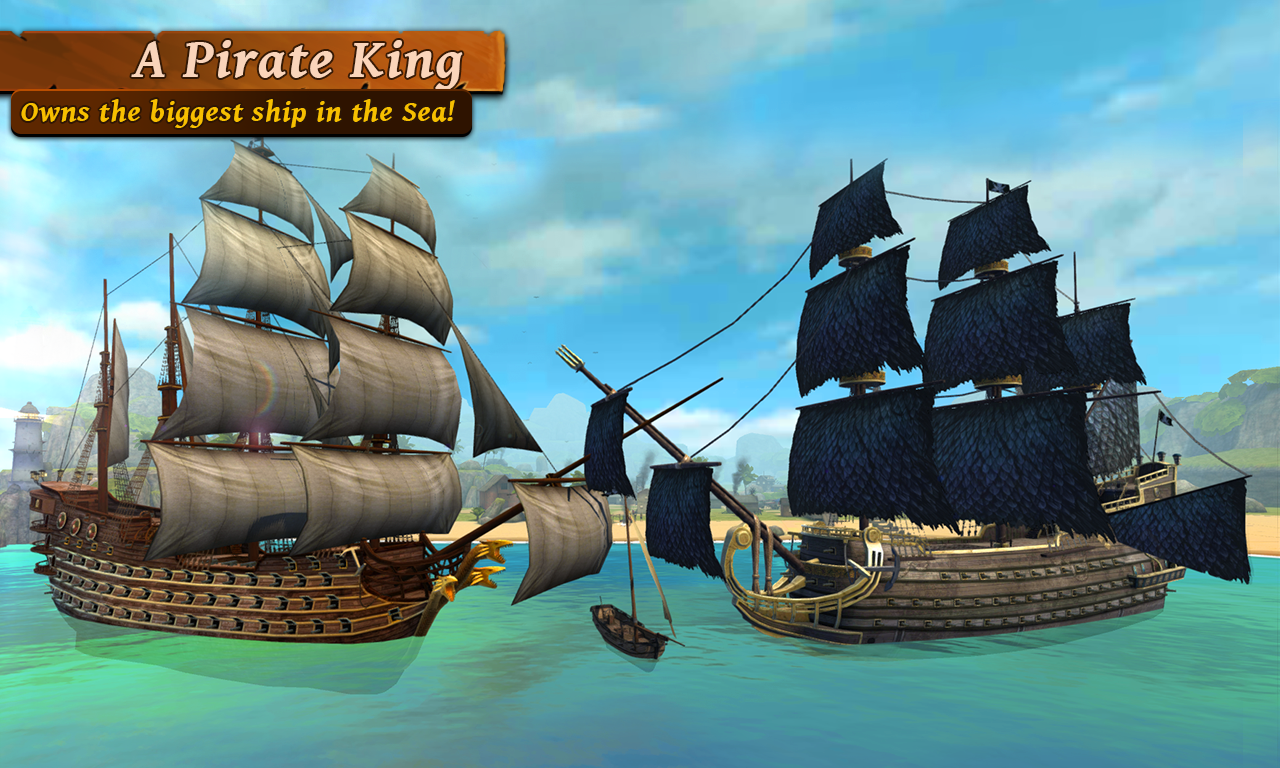 Ships of Battle: Age of Pirates Screenshot 4