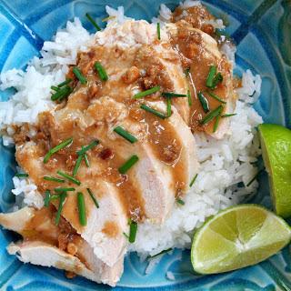 Peanut Butter Chicken Legs Recipes