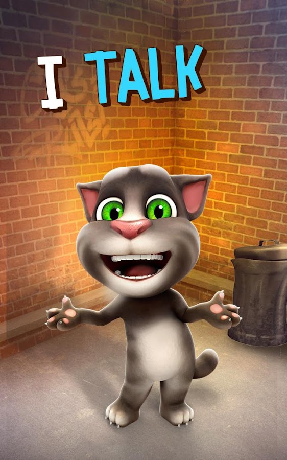 Talking Tom Cat Screenshot 8