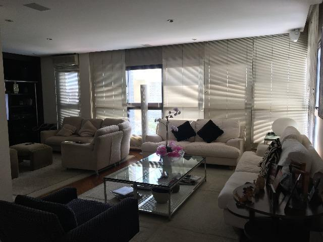 Apartamento residencial para venda e locação, Ibirapuera, Sã...