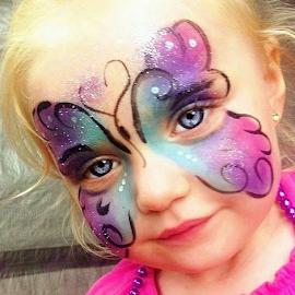 Butterfly by Cheryl Korotky - Babies & Children Child Portraits (  )