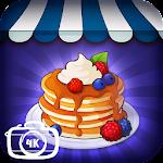 El Salvador 4k Pancake Maker Icon