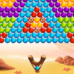 Bubble Shooter Paradise Rescue Icon