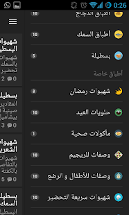 شهيوات chhiwat.ma - screenshot