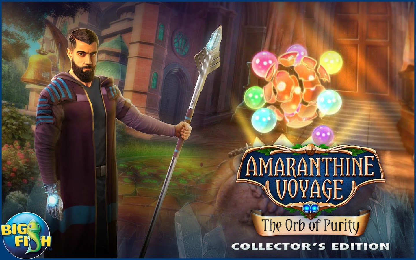 Amaranthine Voyage: The Orb of Purity (Full) Screenshot 9