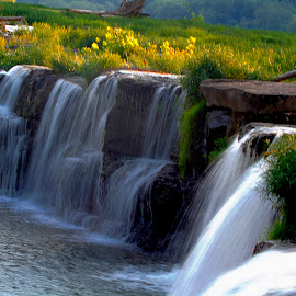 by Cheryl Hudnall Kincaid - Landscapes Waterscapes