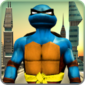 Game Monster Turtle hero Vs Captain: Robot Battle apk for kindle fire