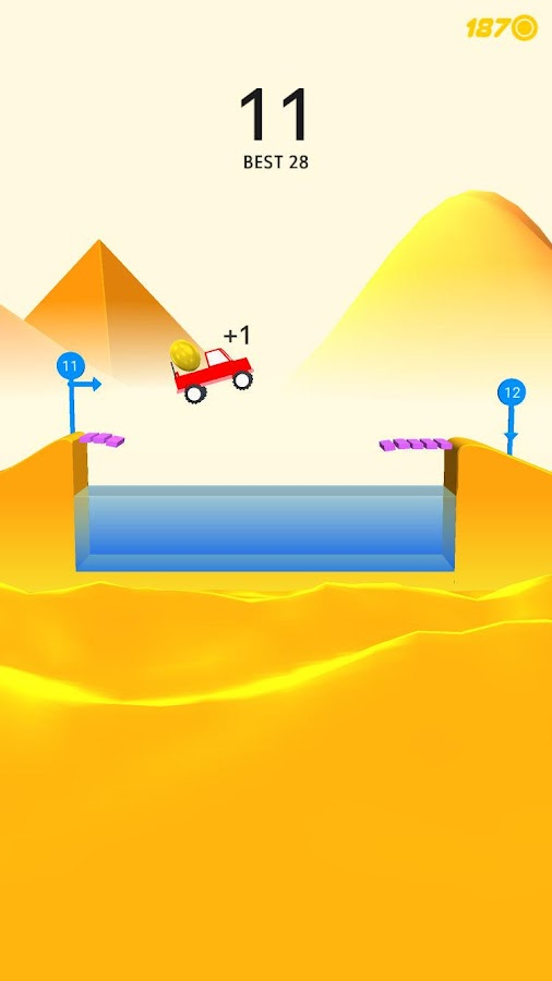 Risky Road Screenshot 4