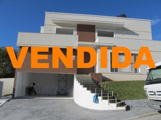 Metta Imobiliária - Casa 4 Dorm, Pantanal (CA0020)