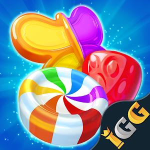 Sweet Maker - DIY Match3 Mania For PC (Windows & MAC)