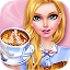 Game Fashion Doll: Coffee Art Salon APK for Windows Phone