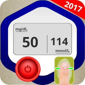 Blood Sugar Test Finger Prank for PC-Windows 7,8,10 and Mac