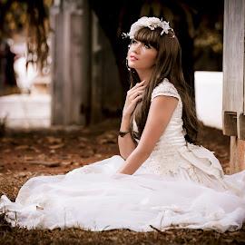 by Ricky Agvirty - Wedding Bride