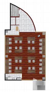 デザイン案3平面図