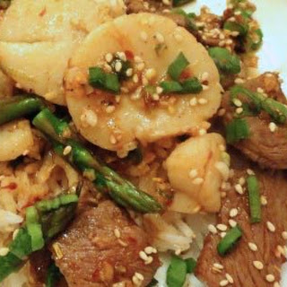 Beef And Scallop Stir Fry Recipes