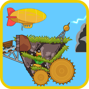 Steampunk Idle Spinner: cogwheels and machines For PC (Windows & MAC)