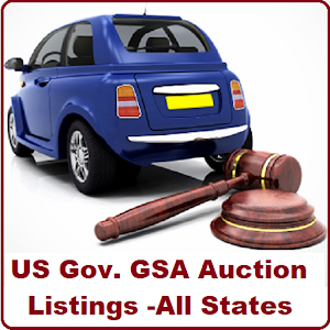 US Goverment GSA Auction Listings - All States For PC