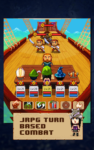 Knights of Pen & Paper 2 - screenshot