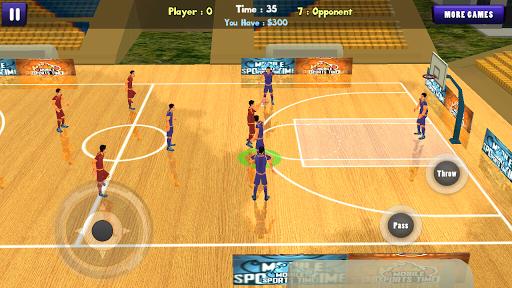 BasketBall Toss 🏀 Slam Shoot - screenshot