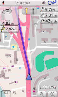 GPS Navigation Kinshasa - screenshot