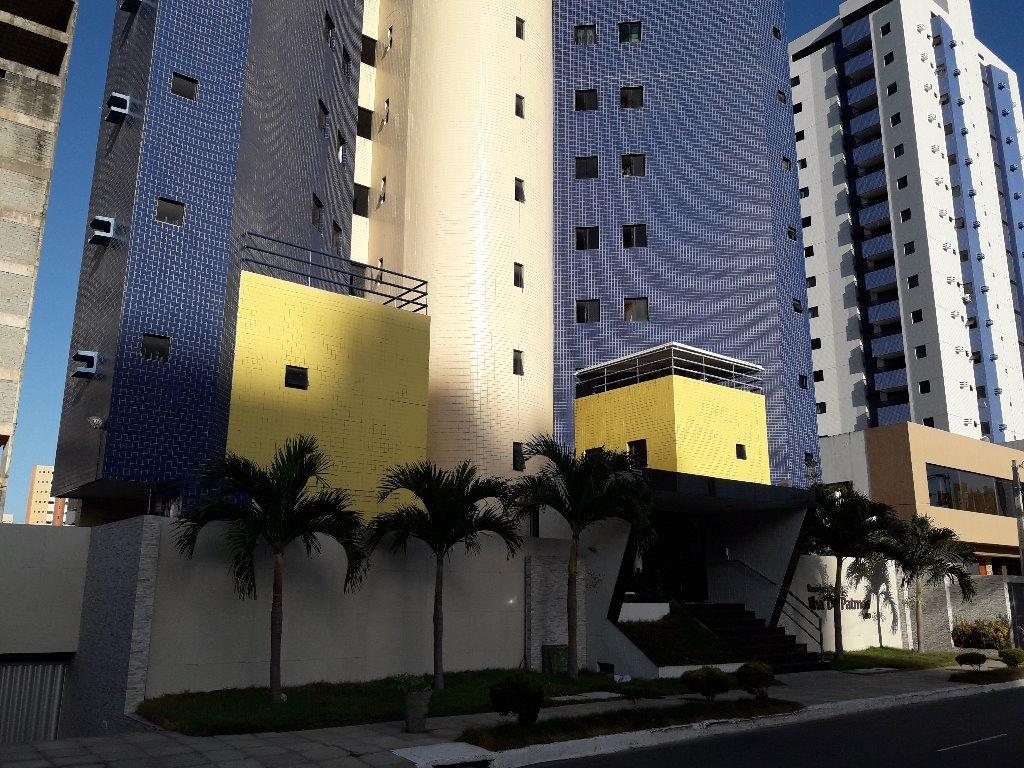 Cobertura com 3 dormitórios à venda, 180 m² por R$ 599.000 - Manaíra - João Pessoa/PB