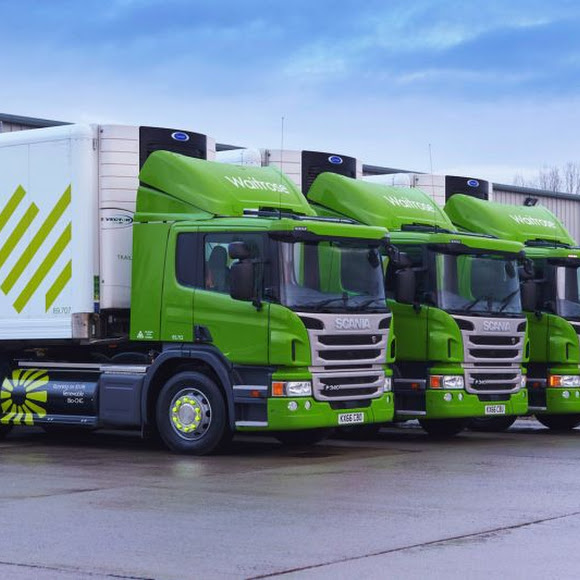 Eco-Friendly Trucks