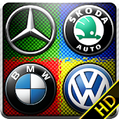 16.  Cars Logos Quiz HD