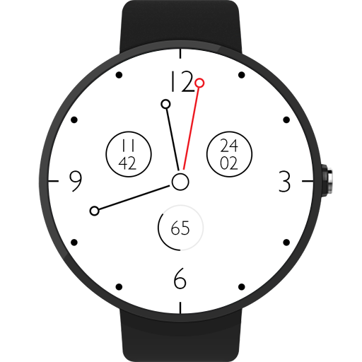 Lucid Watch Face Android FWF