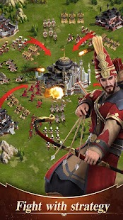 Origins of an Empire - Real-time Strategy MMO