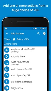 App MacroDroid - Device Automation apk for kindle fire