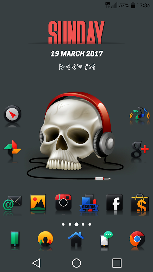 Darko 2 - Icon Pack Screenshot 7